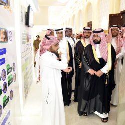 أمير منطقة جازان يشرف حفل أهالي صبيا ويدشن ويضع حجر الأساس لمشاريع تنموية