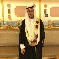 آل جعوني بعالية ( بيش ) : تحتفل بطريقتها الخاصة بالدكتور عبد الرحمن آل جابر