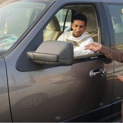 """ستينية تقطع 20 كم يوميًّا على عربة في """"أبو عريش"""".. شريفة تروي القصة الكاملة"""