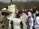 سقوط مروحية للجيش العراقي بنيران مسلحين