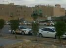 """الحوثيون يعززون مقاتليهم بجبهة حرض الحدوديه بــ """"دبابات"""" واسلحه ثقيله من صعده ."""