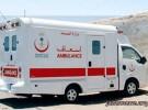 الهلال الأحمر يباشر إصابة طالب بحالة هبوط في السكر أثناء اختباره بثانوية العارضة