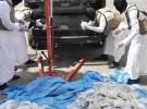 """في حادث الشاحنة العسكرية .. """"مرور عسير"""" يؤكد تضرر 7 سيارات ووفاة 4"""