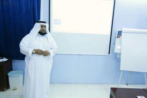"""مستشفى الأمراض الصدرية بجازان ينظم دورة تدريبية بعنوان """" هندسة التغير والنجاح."""
