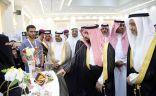 نائب أمير منطقة جازان يدشن فعاليات الملتقى الثالث لمسؤولي المشاركة المجتمعية بوزارة الصحة