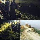 حادث سقوط سيارة من عقبة جبل صماد بجبال بلغازي يودي بحياة والد الدكتور يحيى الغزواني