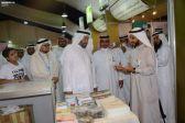 مدير عام الشؤون الإسلامية بجازان يتفقد الخيمة الدعوية بمهرجان جازان الشتوي العاشر