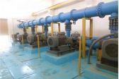 """""""خدمات المياه بجازان"""" تبدأ في ضخ المياه لقرية المطعن بمحافظة بيش"""