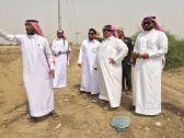 رئيس مركز الشقيري يقف على أضرار السيول بقرية الجهو ويوجه بحلول عاجلة