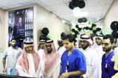 محافظ ضمد يفتتح معرض اليوم العالمي للأشعة بمستشفى ضمد العام