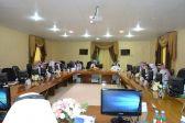 محافظ صامطة ترأس اجتماع المجلس المحلي
