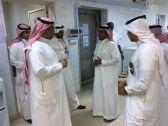 الحمزي يتفقد الأقسام المساندة بمستشفى الموسم العام استعدادا لزيارة لجان سباهي