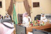 برئاسة بن لبدة :محلي صامطة يعقد اجتماعه