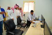 مدير عام خدمات المياه بجازان يتفقد مشروعات محافظة العيدابي