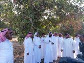محافظ ابو عريش يدشن القافلة الإرشادية والبحثية الزراعية بالمحافظة .