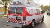 عاجل حادث مروري يؤدي إلي انقلاب باص طالبات كلية الطب بجازان
