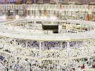 امام المسجد الحرام بلادنا والحمد لله تنعم بالخير والامان