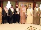 لأمير محمد بن ناصر يستقبل رئيس وأعضاء جمعية أسر أطفال التوحد بجازان
