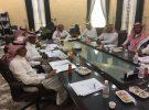 رئيس وأعضاء بلدي السهي يقدمون شكرهم لحكومتنا الرشيدة على القرارات الملكية