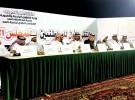 الأمير محمد بن ناصر يتسلم االتقرير السنوي والكتاب الإحصائي لإنجازات الشؤون الصحية بجازان