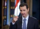 """الأسد: لن أفاوض المسلحين وبوتين أكثر عزماً على دعم سوريا وأوباما """"كاذب"""""""
