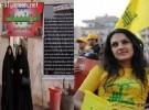 """بالصور ..أنصار """" مرسي """" يتظاهرون بميدان التحرير للمره الاولى منذ عزله"""