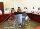 مركز الدعوة بالداير ينفذ محاضرة ضمن برنامج الأمن الفكري