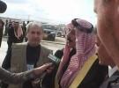 بحضور نائب شيخ شمل فيفاء قبيلة العمريين وأعيان القبائل بفيفاء يحتفون بشفاء الشيخ العُمري