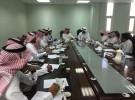 نسائي بر الحكامية يعقد اجتماعاً لقادة الفرق التطوعية المشاركين في مشروع سواعد الحد الجنوبي
