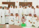 مدير فرع الزراعة بأحد المسارحة يستقبل رئيس وأعضاء المجلس البلدي لبلدية السهي